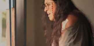 Regina Casé interpretando Lurdes em 'Amor de Mãe' (Globo)