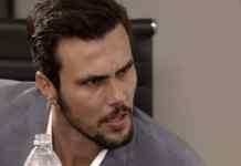 Bruno Ferrari interpretando Rafael em 'Salve-se Quem Puder' (Globo)