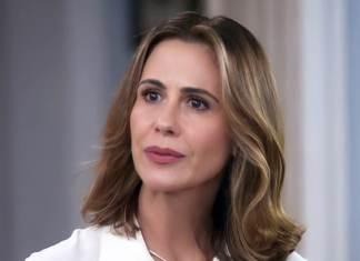 Guilhermina Guinle como Dominique em 'Salve-se Quem Puder' (Globo)