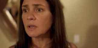 Adriana Esteves como Thelma em 'Amor de Mãe' (Globo)