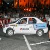 Radu David a debutat in CNR la Sibiu Rally Romania 2012