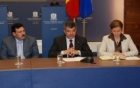 Secretarul de stat Ovidiu Dranga primeste vizita delegatiei Colegiului National Regal de Aparare din Iordania