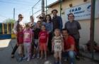 Dorin Negrau a impartit daruri de Paste copiilor de la Centrul Domnesti