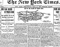 New York Times a avut o greseala pe prima pagina, la fiecare editie, timp de un secol