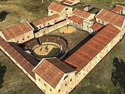Gladiatorii romani se antrenau in stil austriac