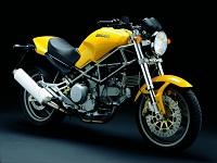 Monstrul Ducati 600
