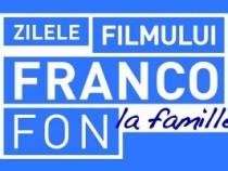 Zilele filmului francofon se apropie