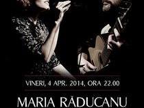 Maria Răducanu şi Maxim Belciug s-au reîntâlnit în concert