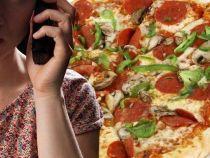 O femeie a sunat la numarul de urgente pentru a comanda pizza