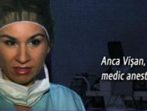 Anca Visan: singurul anestezist din Europa de Est care poate trezi pacientul in timpul operatiei pe creier