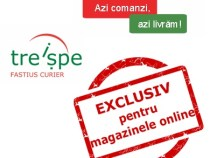Treispe de la Fastius Curier – eficienta maxima pentru magazinele online