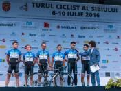 Metropolis Print este sponsor oficial al Turului Ciclist al Sibiului 2016