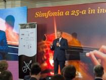 """Premierul Dacian Cioloș a participat la evenimentul """"Simfonia a 25-a în inovație major"""" organizat de PriceWaterhouseCoopers"""