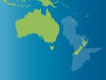 Zealandia, al optulea continent ne dezvaluie secretele sale scufundate