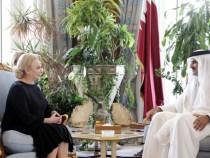 Vizita oficială a prim-ministrului României, Viorica Dăncilă, în Statul Qatar