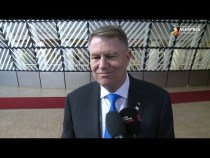 Iohannis – Nu e posibil ca Guvernul să emită OUG pe articolele constituţionale din Codurile penale