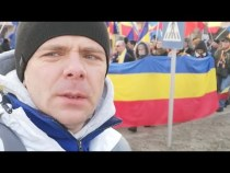 Atmosferă superbă la Alba Iulia. Imagini pe care nu le arată televiziunile mafiei