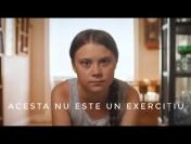ACESTA NU ESTE UN EXERCIȚIU – GRETA THUNBERG