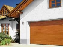 Modele variate de usi de garaj pentru uz rezidential
