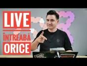 LIVE – ÎNTREABĂ ORICE 07.09.19