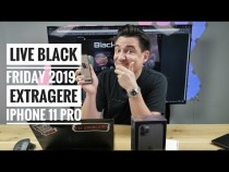 LIVE BLACK FRIDAY 2019 – EXTRAGERE IPHONE 11 PRO