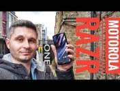 Motorola RAZR – Primele Impresii