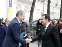 Participarea premierului Ludovic Orban la reuniunea conducerii Consiliului Național al Întreprinderilor Private Mici și Mijlocii din România