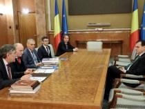 Întâlnirea premierului Ludovic Orban cu reprezentanții Forumului Civic al Românilor din Covasna, Harghita şi Mureş