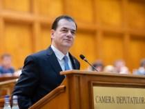 Intervenția premierului Ludovic Orban la ședința comună a Camerei Deputaților și Senatului