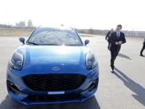 Vizita premierului Ludovic Orban la Fabrica Ford din Craiova