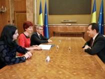 Întâlnirea premierului Ludovic Orban cu reprezentanții Consiliului Superior al Magistraturii