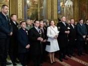 Participarea premierului Ludovic Orban la depunerea de jerbe la mormântul domnitorului Al. I. Cuza