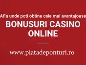 Bonusuri casino-impresioneaza jucatorii prin difersitate si avantaje