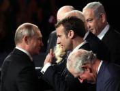 Situația din Belarus și Liban, discutată de Macron cu liderii din Rusia și Iran
