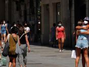 Coronavirus, Spania: Cel mai mare număr de cazuri noi de la ridicarea carantinei