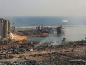 Exploziile din Liban au format un crater de 43 de metri