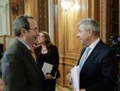 """Orban despre judecătorii CCR: """"Trebuie schimbați politrucii"""". Dorneanu amenință cu sesizarea organismelor europene"""