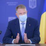 Iohannis susține că siguranța medicală a secțiilor de votare va fi mai bună decât la locale | AUDIO