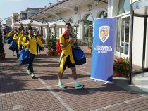 Echipa de națională a României Under 21 debutează la Campionatul European de Fotbal