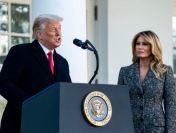Donald Trump afirmă că va părăsi Casa Albă dacă victoria lui Joe Biden e certificată în Colegiul Electoral