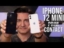 iPhone 12 MINI – Prim (Secund) Contact