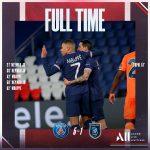 Liga Campionilor: PSG i-a bătut pe turcii de la Istanbul Bașakșehir cu 5-1 și a câștigat grupa H