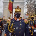Ceremonie dedicată Zilei Naționale, la Arcul de Triumf din București | VIDEO