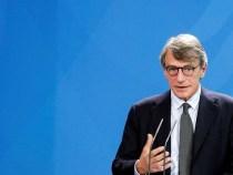 Sassoli: Fondul de redresare a UE, lansat în pofida veto-ului polonez şi ungar