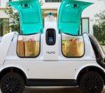 California a aprobat primul serviciu de livrare fără șofer | FOTO
