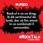 """Moise Guran: """"Rock-ul e ca un drog, îți dă sentimentul de forță, dar să fim atenți în ce combinații îl consumăm"""""""