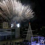 BETLEEM: Bradul de Crăciun, aprins în absenţa publicului