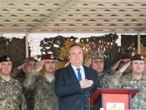 Cine este Nicolae Ciucă, premierul interimar. A primit Ordinului Naţional de Merit al Republicii Franceze