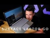 Faceți cunoștință cu Microsoft Surface Laptop Go