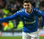 Ianis Hagi, gol decisiv pentru Glasgow Rangers | VIDEO